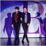 VIXX LR小分队台湾开唱:身为歌手,在舞台上就是我最幸福的瞬间
