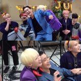 【有片】SJ「随机舞蹈」只求「有感觉就好」!神童一连跳了好几首 成员们从竞争对手转为「观众模式」