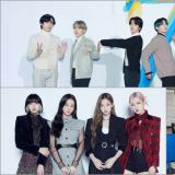 BTS防弹少年团攻占「告示牌年度结算榜」多座排行榜 BLACKPINK、NCT 专辑也上榜!