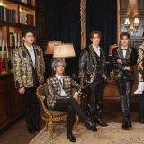 Super Junior 第三度在告示牌票選中勝出 獲選為「最佳年度男團」!