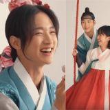 【有片】《绿豆传》花絮:众人纷纷被张东尹的美貌「惊艳」 他不满:「不要说我漂亮!」