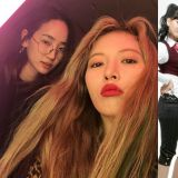 Wonder Girls 的義氣沒有期限!譽恩、泫雅相約看展 驚喜慶祝 WG 11 週年