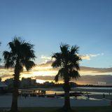 「今生是第一次啊~」和心爱的人并肩踏步,济州咸德海边的夕阳!