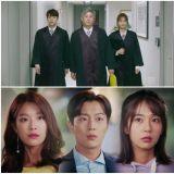 韓劇 本週無線、有線月火劇收視概況 – 收視榜首還是檢法男女
