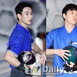 金秀賢、FTIsland李洪基參加保齡球職業選手選拔賽首日成績公開
