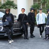 BTS防彈少年團的日常就是時尚寫真!汽車品牌官推7人合照邀粉兜風