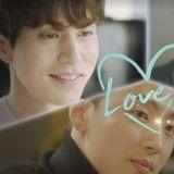 李栋旭、陆星材、Gray白色情人节《Love is》短片预告公开