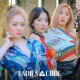 Ladies' Code 重拾复古风情 新专辑预告画报全面公开!