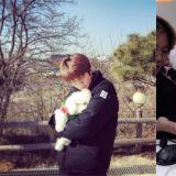 EXO世勳的愛犬VIVI兩年間「暴風成長」!粉絲驚呼:怎麼變得這麼大?