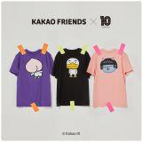 KAKAO FRIENDS x TOPTEN 聯名T-SHIRT,一共15款等大家來購入!