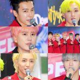 【多图】《SS8》本周首尔开跑!Super Junior於今日下午出席记者会 全员红西装酷帅登场