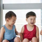 演員宋一國談到三胞胎兒子 最有可能成為演員的是?