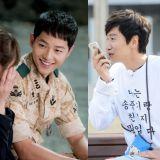 宋仲基客串好友李光洙主演的戲劇《心裡的聲音》