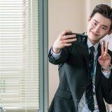 《當你沉睡時》最新劇照 李鍾碩對前輩金元海做足了「粉絲福利」~!?