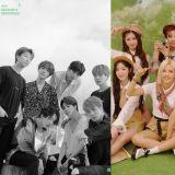 【百大偶像團體品牌評價】BTS防彈少年團、(G)I-DLE 蟬聯冠亞軍!