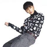 龙俊亨成为《ELLE MEN》香港版9月号封面人物 演绎新势力男性魅力