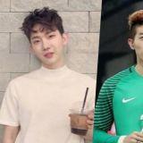 韓國隊門將趙賢祐撞臉一群韓星,難道這才是韓國的真·大眾臉?