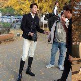 《The King:永遠的君主》日前正式開拍!李敏鎬路透照曝光,網友:「真的是白馬王子!」