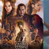 《阿斯达年代记》宋仲基、金智媛预告片里跳双人舞!主海报公开…韩网友:「这是最好的吗?」