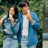 「吃貨CP」尹斗俊、白珍熙畫報公開!因為有共同認識的朋友,首次合作也感到很親切!