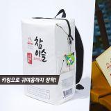潮人必备! 韩国真露推出「牛奶盒」造型双肩背包,内有「烧酒专门收纳袋」!