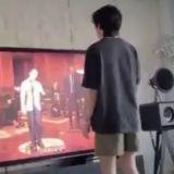 韩国文体部回应BTS防弹少年团V的宅家Challenge:「机智的宅家应援」!