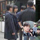 終於要等到了!曹承佑、裴斗娜主演的tvN《秘密森林2》路透照在網路上曝光,預計在8月首播!