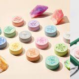 這品牌的蜜粉推限定版寶石包裝,專屬你生日月份的誕生石~