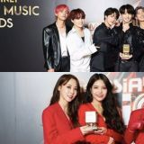 《2018 MAMA FANS' CHOICE in JAPAN》BTS防弹少年团夺4奖,全球年度最佳ICON实至名归!