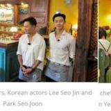 外國遊客造訪《尹食堂》西班牙店  驚喜劇透花美男店員照