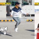 《Running Man》国民MC新技能再开发~!刘在锡这么「一跳」吸引全场目光!