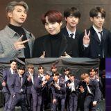 【100 大偶像品牌评价】:BTS防弹少年团、Wanna One 与 BLACKPINK 称霸前三名