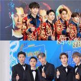EXO將於本月27日攜正規6輯《OBSESSION》回歸!官方公開新LOGO引發討論