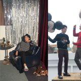 Super Junior东海、银赫退伍后第一次杂志拍摄!完全童心的侧拍图