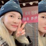 Sandara Park認證BIGBANG大聲送來的參雞湯應援