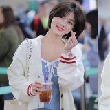網友瘋傳金裕貞「短髮」新造型!連帶衣服、包包、樸寶劍都被討論?