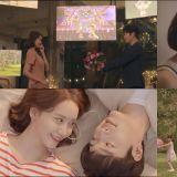 潤娥和徐康俊就像拍了KangTa唱的4分30秒MV,甜蜜到爆~