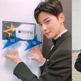 不只是偶像,还是个演员!车银优、黄灿盛在「韩国电视剧大赏」各获两项大奖