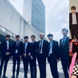 偶像組合9月品牌評價:防彈少年團、Wanna One、BLACKPINK位列冠亞季軍!