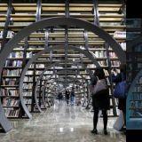 《德鲁纳酒店》鬼神奶奶图书馆原来是在这里拍的!首尔最大旧书店,摆设一模一样啊