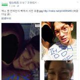 EXO CHEN疑似前女友合照流出