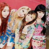 滿滿的團魂呀!2NE1成員為SOLO回歸的朴春送上應援花籃「春春春來啦,彩麟Dara旻智?」