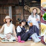 「家常饭最棒」朴素丹晒出《一日三餐》的5顿丰盛饭菜,看得让人口水直流!