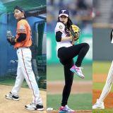 誰才是韓國職棒聯賽的三大開球女神? (二)演員篇