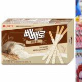 韓國一年一度Pepero Day快到了:今年有新口味可以試試了!