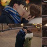 《觸及真心》初吻拍攝花絮!李棟旭&劉寅娜只要一對視就笑場,真的太甜啦♥