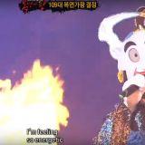 【有片】《蒙面歌王》「精靈」以Wanna One《Energetic》完成「四連」登第109代歌王!反轉選曲令人驚豔