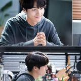 在韩剧《爱情的温度》展现美好Bromance的「梁世宗&金材昱」发表终映感言!