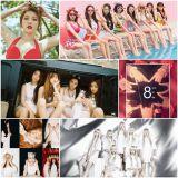 泫雅→Oh My Girl→Black Pink→I.O.I小分隊:8月女團也很忙碌