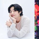 日本「名人排行榜」中最有名 & TOP.10 唯一一位的韓國藝人:BTS 防彈少年團 V 金泰亨!